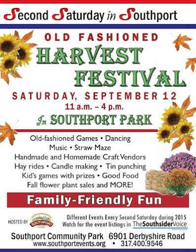 small City of Southport Second Saturday 9-2-15